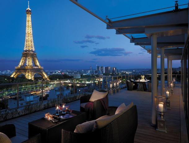 Référencement hôtel Paris