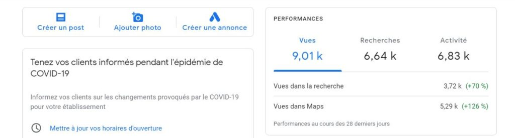Référencement Local SEO Google Maps